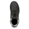 Čierna dámska kožená členková obuv weinbrenner, čierna, 596-6729 - 17