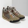 Pánska khaki kožená outdoorová obuv merrell, 803-7104 - 26