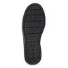 Dámske čierne zimné topánky s výraznou podrážkou bata, čierna, 599-6622 - 18