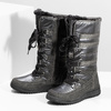Dámske zimné snehule bata, šedá, 599-2619 - 16