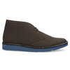 Hnedá pánska členková obuv bata-b-flex, hnedá, 899-4600 - 19