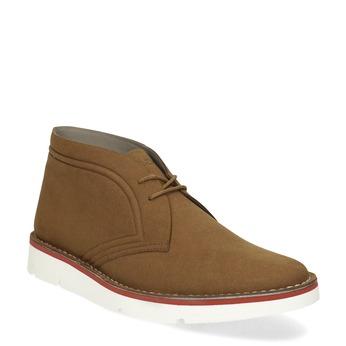 Ležérna hnedá pánska Desert Boots obuv bata-b-flex, hnedá, 899-3600 - 13