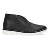 Čierna pánska členková obuv bata-b-flex, čierna, 899-6601 - 19