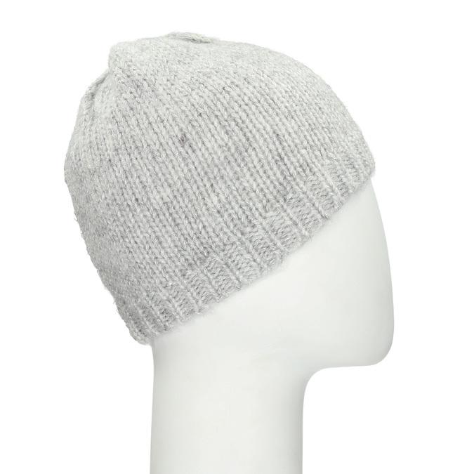 Sada pleteného šálu a čiapky bata, viacfarebné, 909-0141 - 26