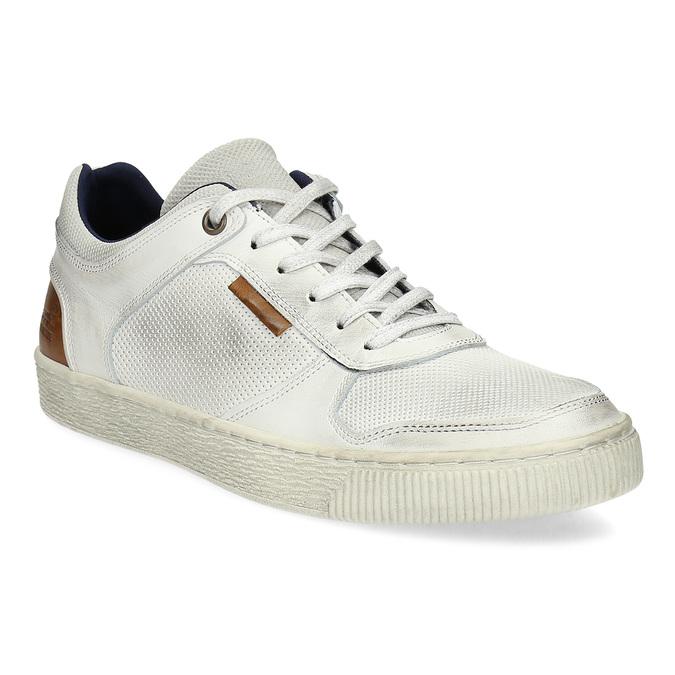 3815941eaccb Baťa Biele trendy pánske tenisky - Všetky topánky
