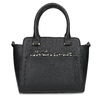 Čierna kabelka s vreckom s bodkami bata-red-label, čierna, 961-6946 - 26