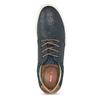 Tmavomodré ležérne tenisky bata-red-label, modrá, 841-9606 - 17