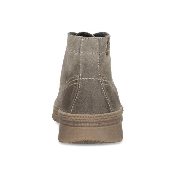 Pánska zimná obuv weinbrenner, 896-8107 - 15