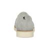 Kožená dámska Slip-on obuv s perforáciou flexible, šedá, 513-9609 - 15