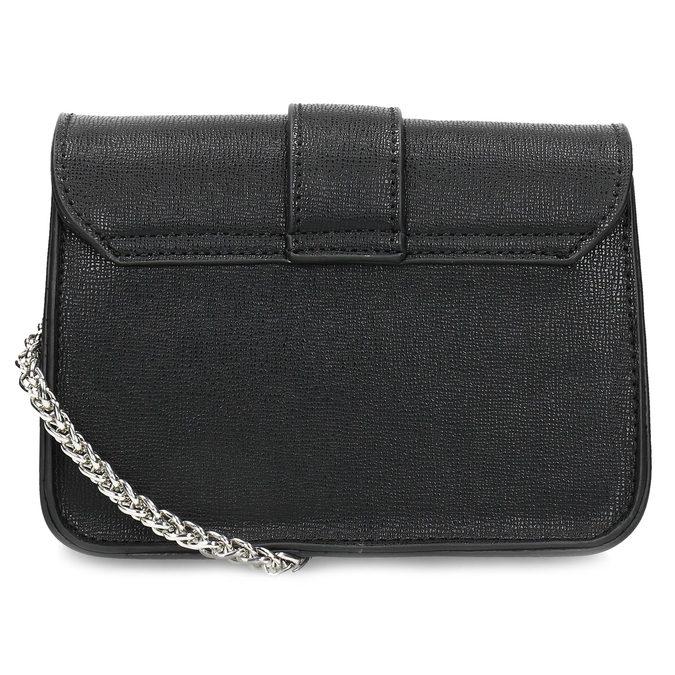 Čierna Crossbody kabelka s ozdobnou sponou bata, čierna, 961-6955 - 16