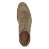 Kožená hnedá pánska Desert Boots obuv flexible, hnedá, 823-8636 - 17