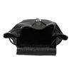 Čierny dámsky batoh s kovovými cvočkami bata, čierna, 961-6940 - 15