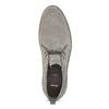 Pánske kožené Desert Boots šedé bata, šedá, 823-8655 - 17