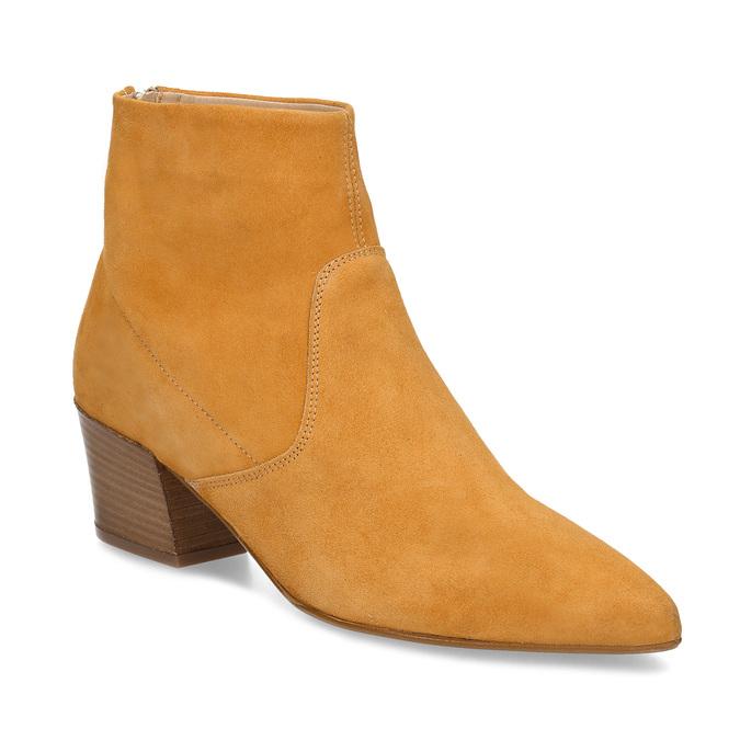 2917f84d43 Baťa Členkové dámske čižmy z brúsenej kože - Všetky topánky