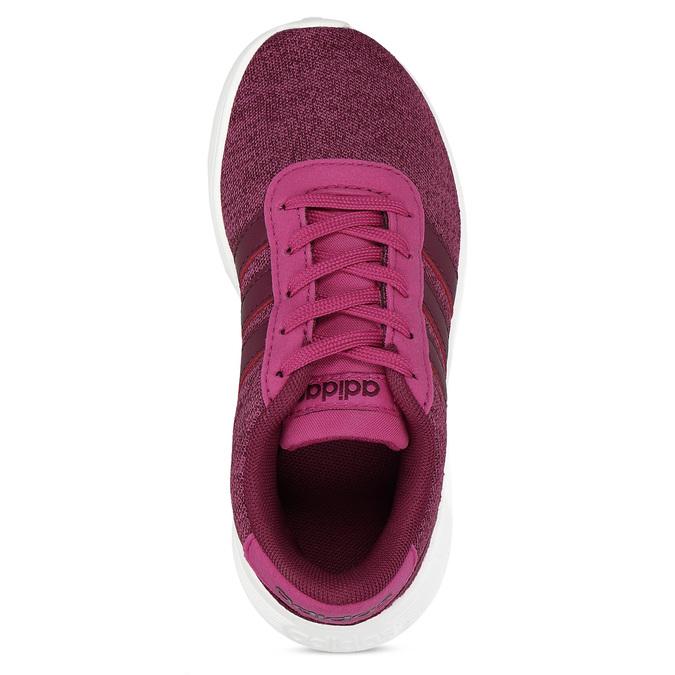Detské ružové tenisky v športovom štýle adidas, ružová, 309-5209 - 17