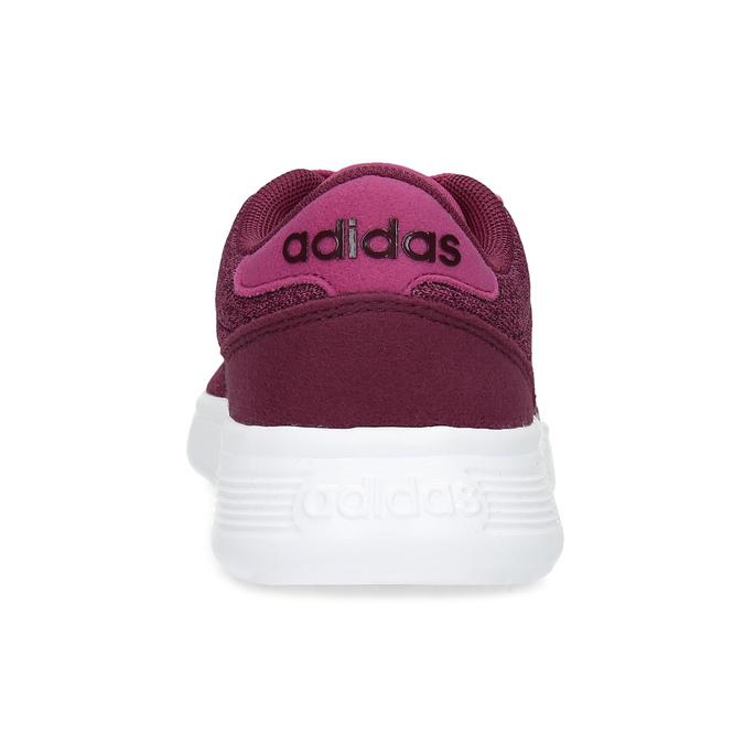 Detské ružové tenisky v športovom štýle adidas, ružová, 309-5209 - 15