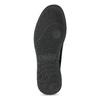 Čierne pánske tenisky z úpletu bata-red-label, čierna, 839-6605 - 18