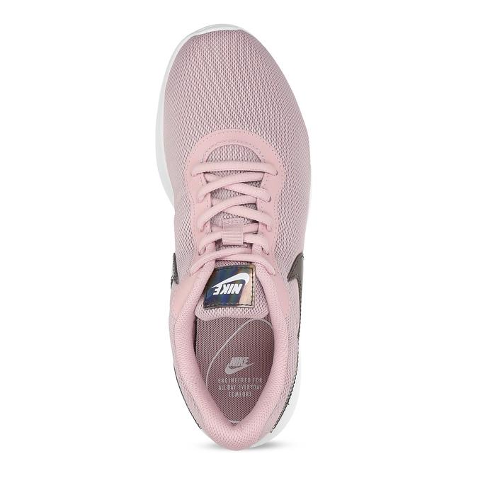 Ružové tenisky s holografickým logom nike, ružová, 509-5257 - 17