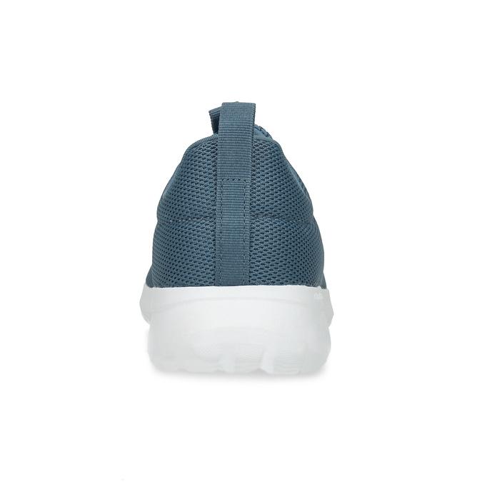 Tenisky dámske modré adidas, modrá, 509-6545 - 15