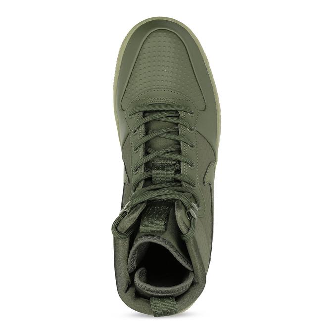 Členkové tenisky pánske nike, zelená, 804-7763 - 17