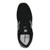 Čierne dámske kožené tenisky new-balance, čierna, 503-6114 - 17