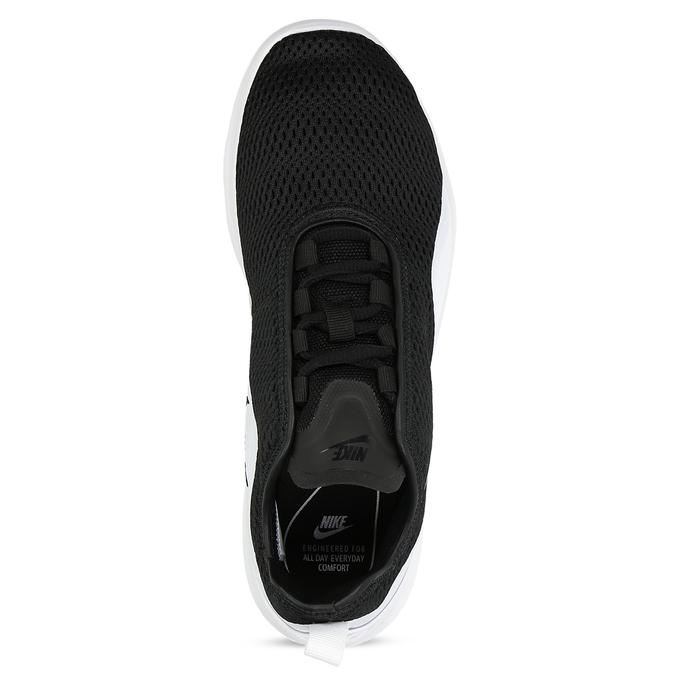 Čierne dámske tenisky s masívnou podrážkou nike, čierna, 509-6155 - 17