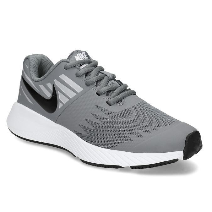 5383231049149 Šedé detské športové tenisky nike, šedá, 409-2393 - 13