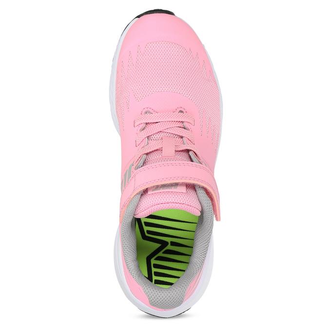 Dievčenské svetloružové tenisky nike, ružová, 309-5211 - 17