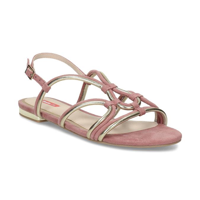 19e885126 Bata Red Label Ružové sandále dámske - Bez podpätku   Baťa.sk