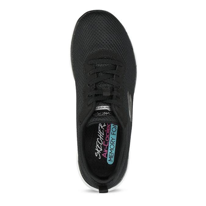Čierne dámske tenisky skechers, čierna, 509-6169 - 17