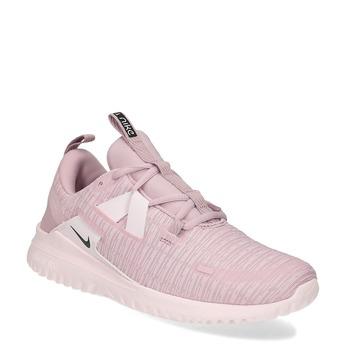 Ružové dámske tenisky v športovom štýle nike, ružová, 509-5112 - 13