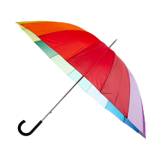 Farebný rodinný dáždnik doppler, viacfarebné, 909-0186 - 13