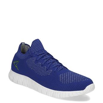 8dac304f2f718 Modré detské tenisky s úpletom power, modrá, 409-9412 - 13