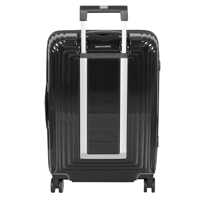 Škrupinový kufor na kolieskach samsonite, čierna, 960-6031 - 26