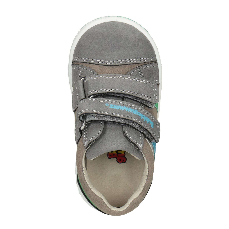 3c90a0a7e ... Detské tenisky na suchý zips bubblegummers, šedá, 111-2625 - 15 ...
